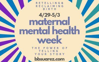Retelling & Reclaiming  Birth